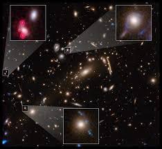 Cúmulos de galaxias y materia oscura | Actualidad | Investigación y Ciencia
