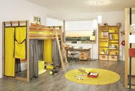 Kids Bedroom Interiors Bedroom Fascinating Kids Bedroom Ideas With Modern Wooden Bunk