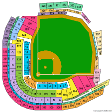 Target Field Seating Chart