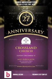 anniversary poster template this flyer is suitable for a christian church anniversary