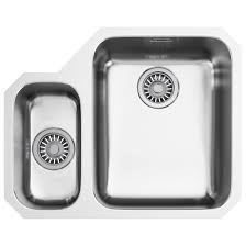 franke ariane arx 160 stainless steel 1 5 bowl undermount kitchen sink