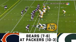 Chicago Bears Seating Chart Packers Vs Bears Preview Week 15