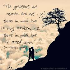 Greatest Love Quotes Adorable Love Quotes For Him For Her The Greatest Love Quote Steve