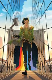 Loki Laufeyson (Ikol) (Earth-616) | Marvel Database