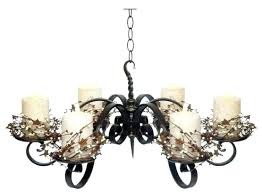 battery operated chandeliers battery battery operated outdoor chandelier with remote control
