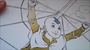 avatar the last airbender dark horse colouring book review