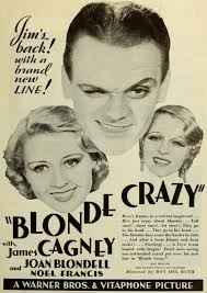 Crazy about the blonde dvd