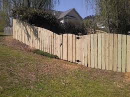 wood privacy fence with door columbia sc the company fence company columbia sc f34