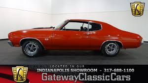 All Chevy chevy classic cars : CHEVELLE INVENTORY | Gateway Classic Cars
