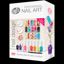 Rio Professional Nail Art Kit Tesco - Nail Art Ideas