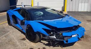 There\u0027s Now One Less Lambo Aventador SV Roadster In The World | Carscoops