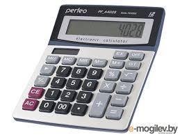 Купить <b>калькулятор Perfeo Silver PF_A4028</b> с доставкой по ...