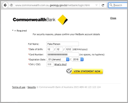 'new Commonwealth Another Bank Email Statement' Phishing Yet Scam