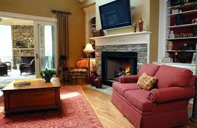 living room decor with corner fireplace. Corner Living Room Decorating Ideas With Fireplace Stylish Amusing . Decor W