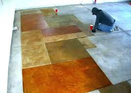 painted basement floor ideas. Cement Floor Paint Ideas Concrete Painted Floors  Pictures Best Basement C