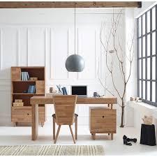 home office solution. EnyaTimberDesk Home Office Solution