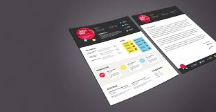 Winsome Resume Template Resume Template Download Free Psd File