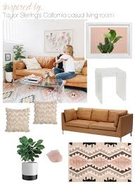 living room looks for less. the look for less: taylor sterling\u0027s california casual living room looks less h
