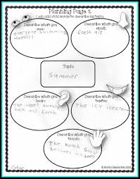 spring has sprung poetry in elementary blog hop burke s special kids after brainstorming we used a planning page to add descriptive writing here are a few planning pages