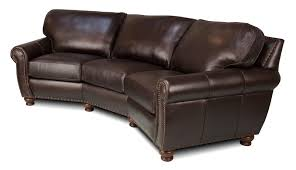 brown leather sectional couches. Exellent Brown Product Description Berkshire U2013 Leather Sectional And Brown Couches