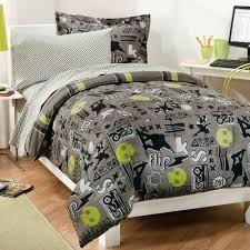 Skateboard Bedroom Furniture X Factor Reversible Bed In A Bag Walmartcom