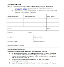 Cover Page For Assignment Free Download 11 Free Download Cover Sheet Templates In Microsoft Word