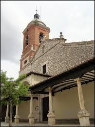 Resultado de imagen de fotos iglesia horche