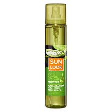 Купить <b>Гель</b>-<b>спрей для лица</b> и тела `SUN LOOK` Успокаивающий ...
