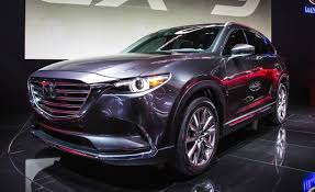 2016 Mazda CX-9 Official Photos and Info | News | Car and Driver