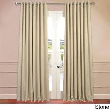 extra wide blackout curtains exclusive fabrics thermal grommet top 120 inch curtain panel navy blue size