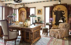 anne-getty-interior-style-office Ann Getty: Interior Style anne getty