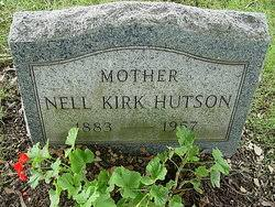 Nell Kirk Hutson (1883-1957) - Find A Grave Memorial