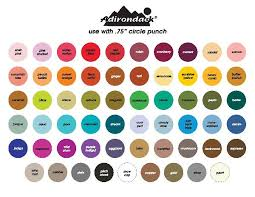 Adirondack Alcohol Ink Colour Chart Tim Holtz Alcohol Ink Chart Printable Shades Of Clay