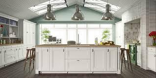 White Kitchen With Granite Countertops Kitchen Room Design Ideas White Luxury Kitchen Light Beige