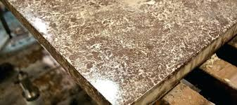 how to make concrete countertops denver countertop sealer stain colors