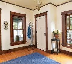 white interior doors with wood trim. Unique White Yes You Can The Trim Can Be Wood Stained Or Painted Another Color This  Is A Matter Of Personal Preference Refer To Photo And White Interior Doors With Wood Trim D