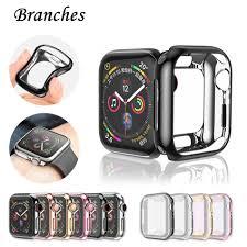 Miếng Dán Bảo Vệ Màn Hình Đồng Hồ Thông Minh Apple Watch 6 Se 5 4 3 2 1  42mm 38mm Iwatch 44mm 40mm tốt giá rẻ