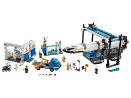 Rocket Assembly & Transport 60229 | City | Buy online at the Official LEGO®  Shop US