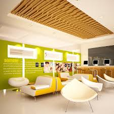 dental office colors. Dental Clinic Lobby Area Wall Paper Design Office Colors