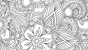 Printable Abstract Coloring Pages For Adults Abstract Printable