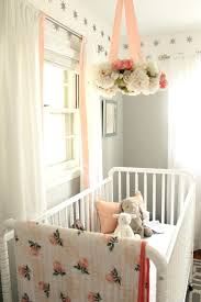 84 most ace and white peach gray nursery so going to crystal chandelier baby for boy