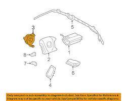 gm oem supplemental restraint system clockspring 22942867 air bag gm oem airbag air bag clockspring clock spring 15231662