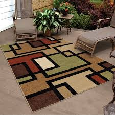 orion rugs orian rugs blended blocks multi colored area rug orian rugs anderson sc