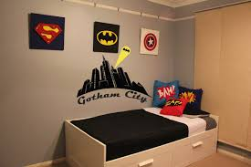 Superheroes Bedroom Batman Bedroom Curtains