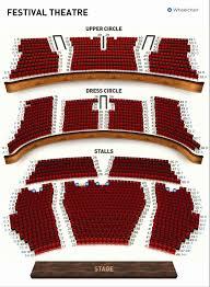 Motown The Musical Seating Chart Edinburgh Playhouse Seating Map Motown The Musical Seating