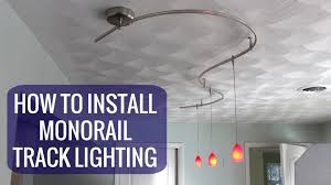 how to install track lighting. Large Size Of Lighting:wonderful Installing Track Lighting Photo Ideas In Drop Ceiling On Wonderful How To Install U