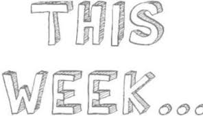 Image result for this week
