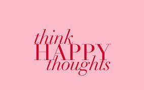 Kate Spade Wallpaper Ipad Think Happy Quotes Important Thoughts