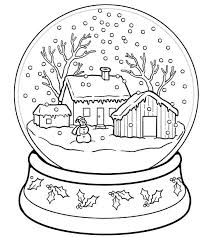 Print off a variety of these free fun & learning activities and keep them in a basket. Winter Coloring Pages To Print Www Robertdee Org