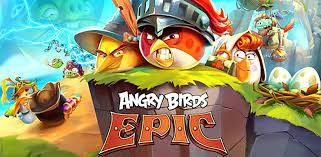 Angry Birds Epic RPG Mod Apk 3.0.27463.4821 (Unlimited Money)